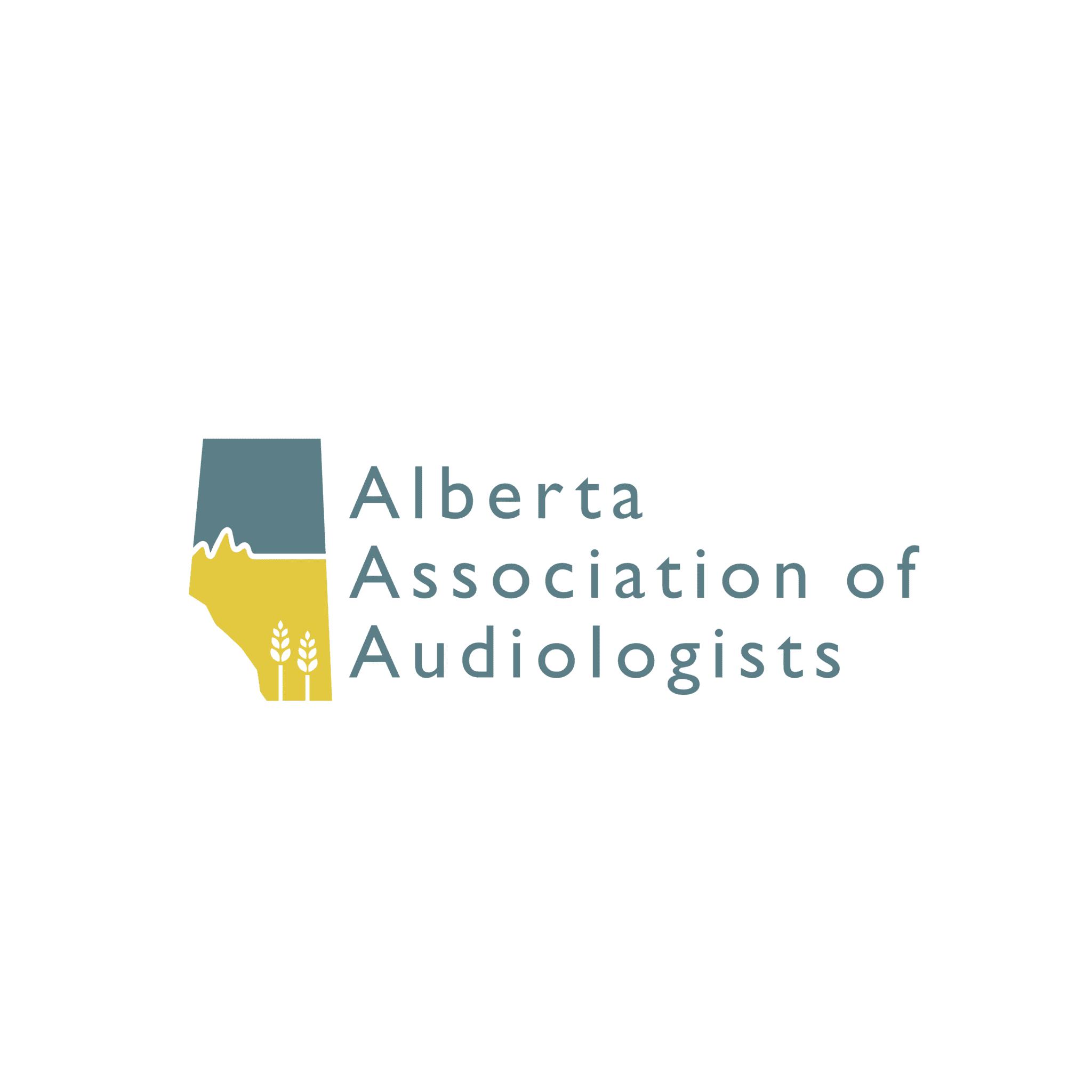 Alberta Association of Audiologists Logo Design